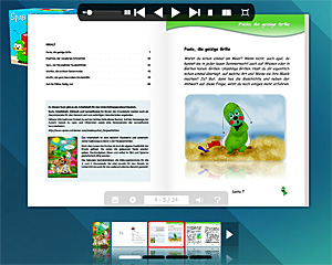 Kinderbuch als Ebook (Flipbook)