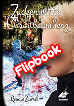 Renate Zawrel: Zuckerwatte und Christbaumherz (Flipbook)